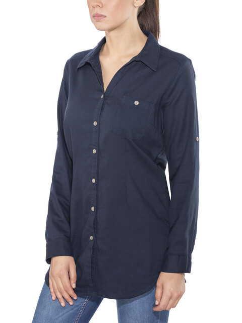 Royal Robbins Cool Mesh Eco Tunic Women Deep Blue